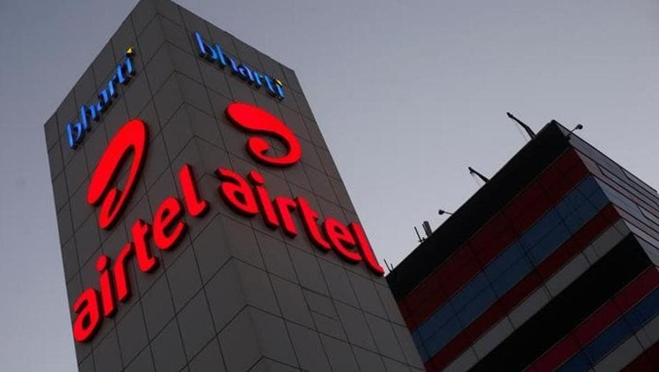 Bharti Airtel said the telecom industry was facing severe financial stress. (REUTERS)