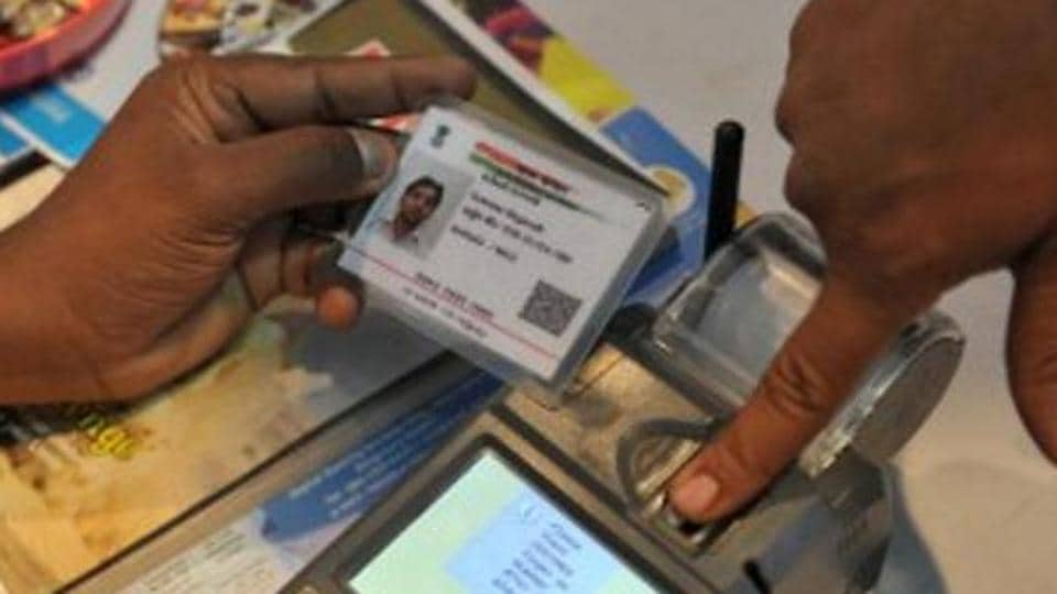 Unique Identification Authority of India  had asked private as well as public banks to open Aadhaar enrolment and updation facilities in one out of 10 branches.