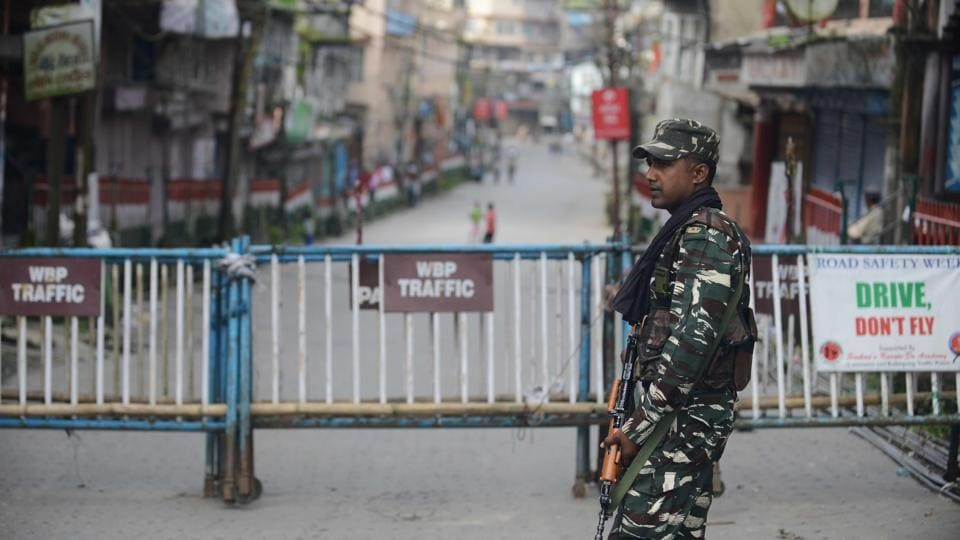 Darjeeling has been under total shutdown ever since the GJMcalled an indefinite bandh on June 15.