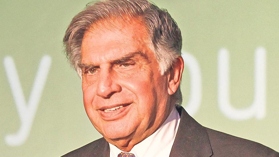 Ratan Tata said when he was the Chairman of Tata Sons, he could not take up investments in the startups as it would have conflicted with what Tatas were doing.