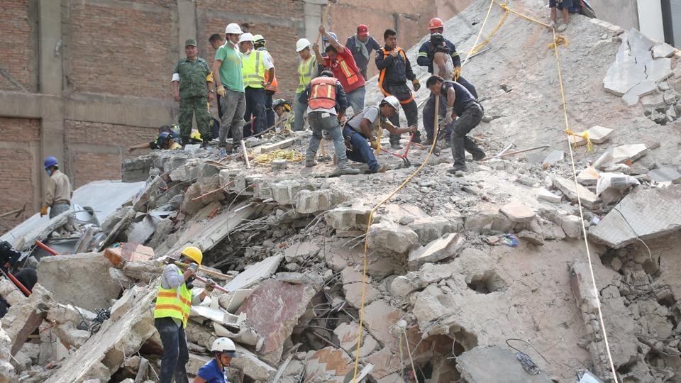 Mexico,Mexico earthquake,Mexico City