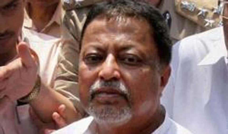 Senior Trinamool Congress leader Mukul Roy.
