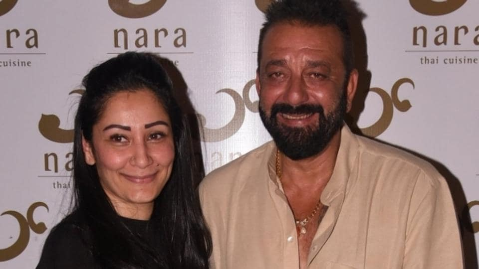 I've many shoes which my wife hits me with: Sanjay Dutt ...