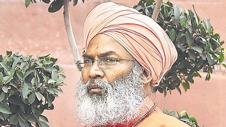 During the controversy, Sakshi Maharaj had said one person had alleged rape against the Dera
