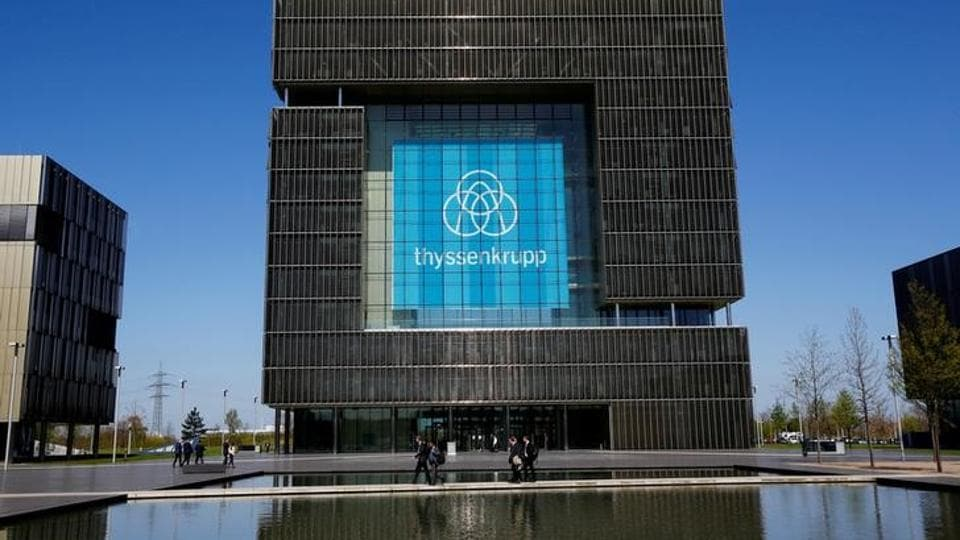 Tata and ThyssenKrupp 'agree' first stage of merger deal