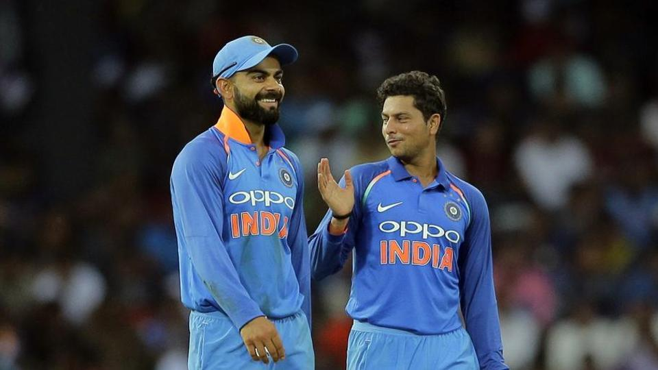 Kuldeep Yadav picked up the crucial wickets of David Warner and Marcus Stoinis in Indian cricket team's 26-run win over Australia in the rain-hit first ODI in Chennai.