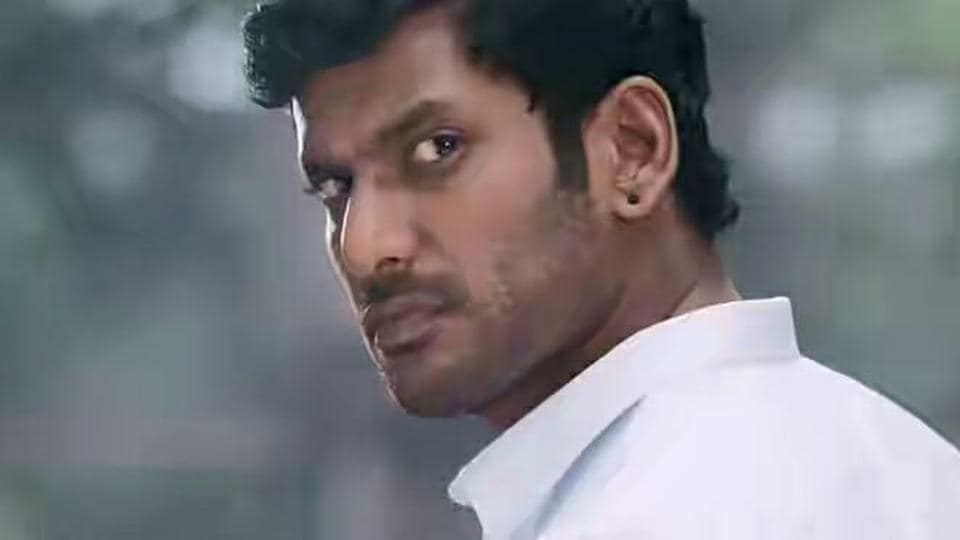 Vishal's last film Thupparivaalan was a big hit.