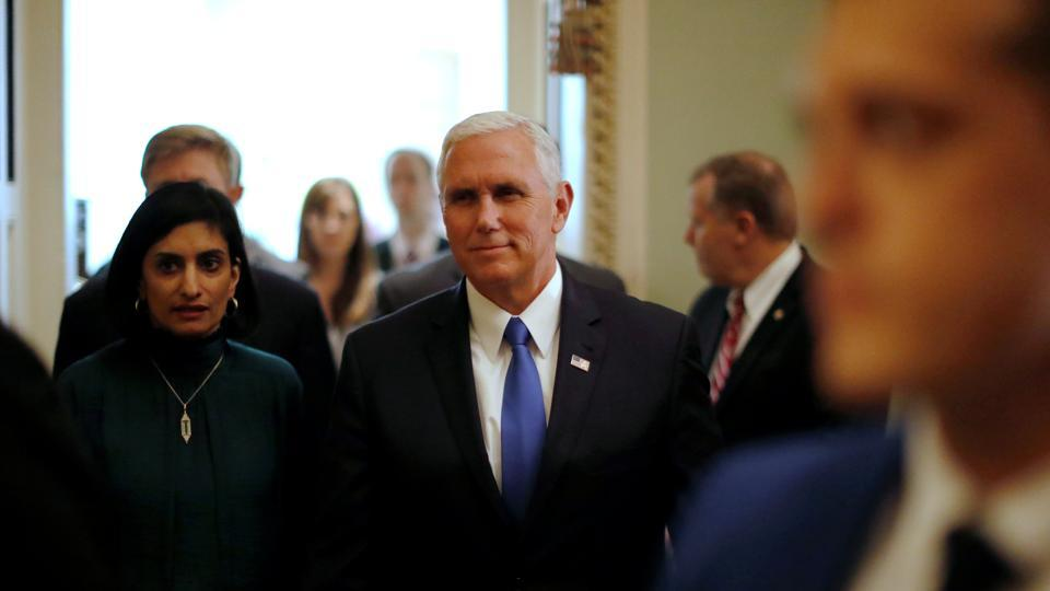 Mike Pence holds 'important conversation' with Pakistan PM on South Asia strategy: White House