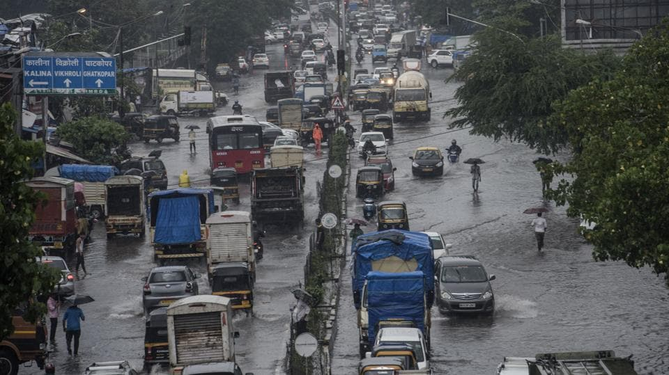 Mumbai,Mumbai rains,Mumbai weather