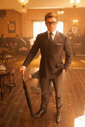...The Golden Circle is not as much fun as the first Kingsman, but there are several outlandish twists and turns to keep the genre geek happy.
