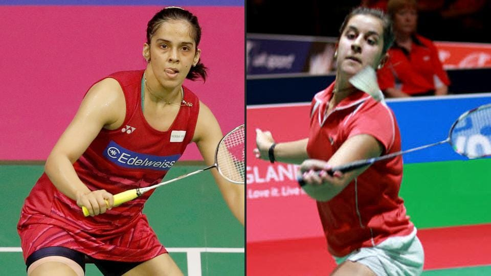 Saina Nehwal lost to Carolina Marin in the second round of women's singles at the Japan Open Superseries in Tokyo on Thursday. Get highlights of Japan Open Superseries badminton here.