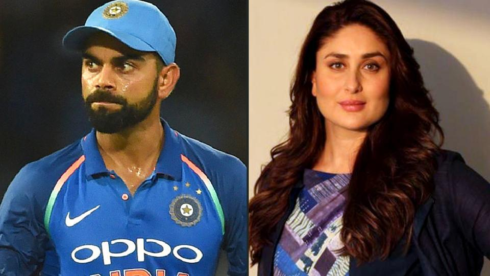 Kareena Kapoor revealed in a recent interview that she loves the way Indian cricket team skipper Virat Kohli plays the game.