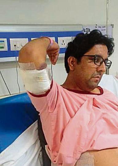 delhi crime,delhi news,man shot