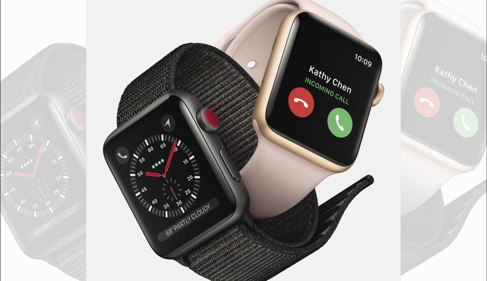 The Apple Watch Series 3 with its own cellular connection might not make it to India
