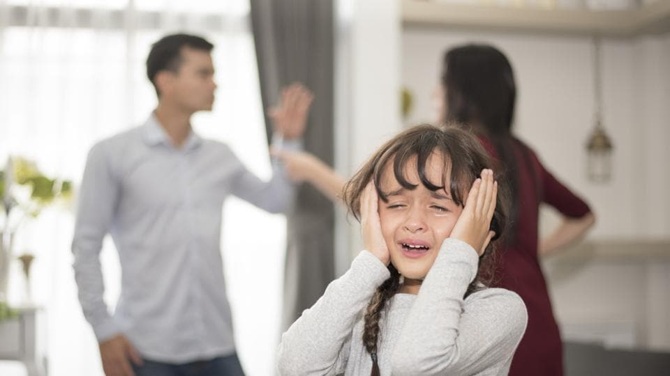 Parenting,Parents Fighting Impact On Kids,Parenting Stress