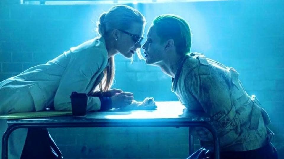 Margot Robbie,Joker,Harley Quinn