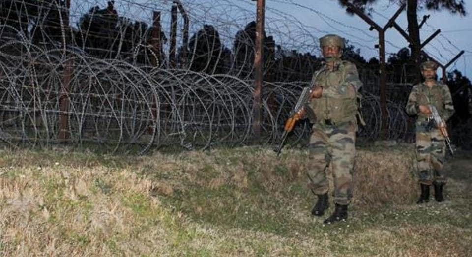 BSF,Ceasefire violation,Border Security Force
