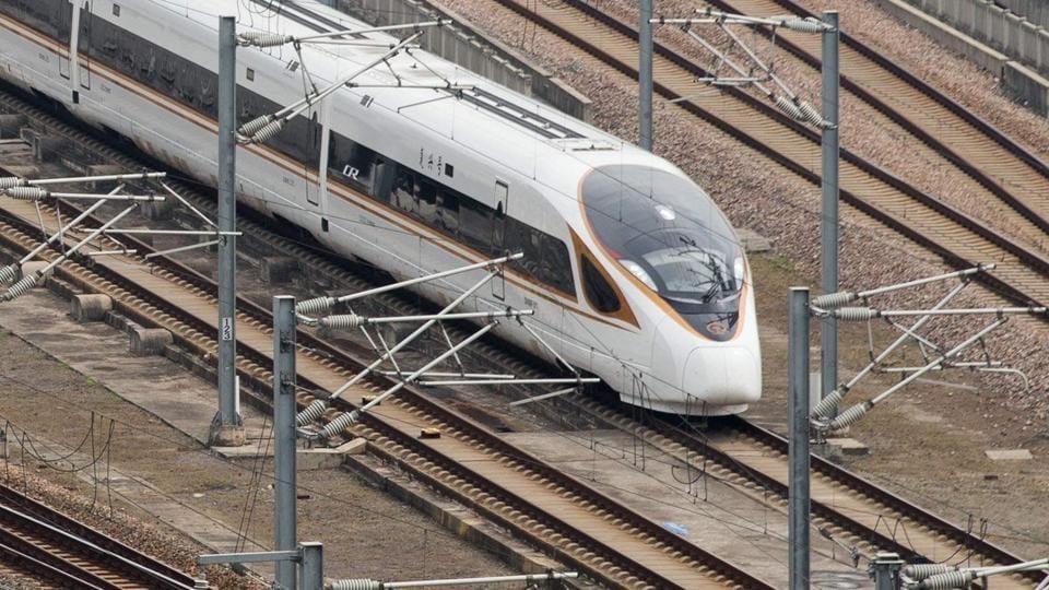 Bullet train,China,China bullet train