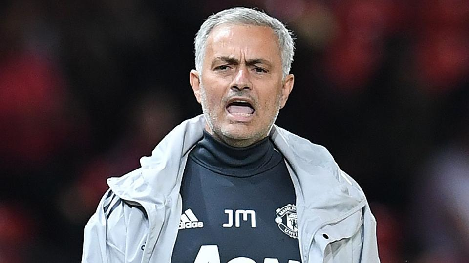 Jose Mourinho is the manager of Premier League club Manchester United.