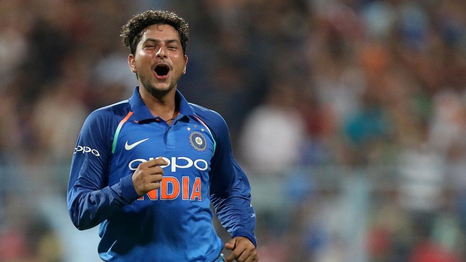 Image result for Kuldeep Yadav takes hat-trick as India go 2-0 up against Australia
