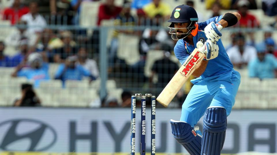 Virat Kohli started well and looked in great touch as he looked to end his poor run against Australia. (BCCI)