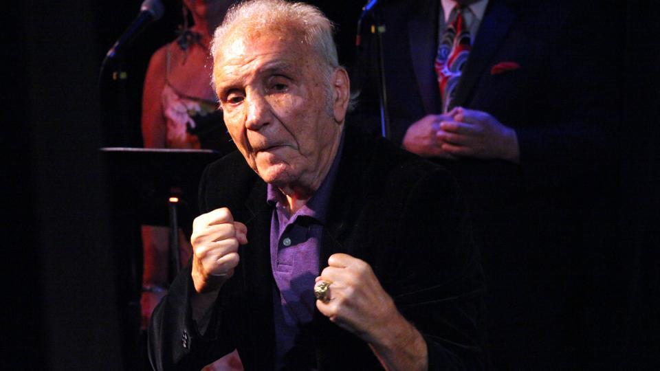 Jake LaMotta, the inspiration for Martin Scorsese's 'Raging Bull', brawled his way to the middleweight boxing championship in a life of unbridled fury within the ring and outside it.