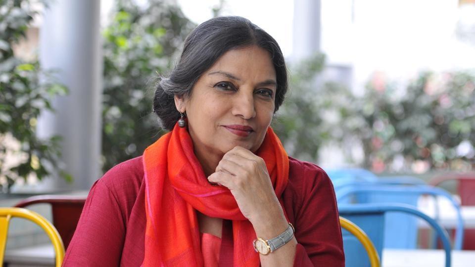 Shabana Azmi was last seen in Chalk N Duster.