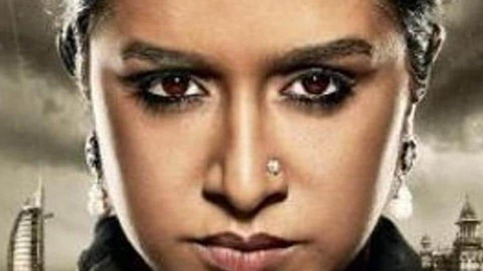Shraddha Kapoor plays the titular role in Haseena.