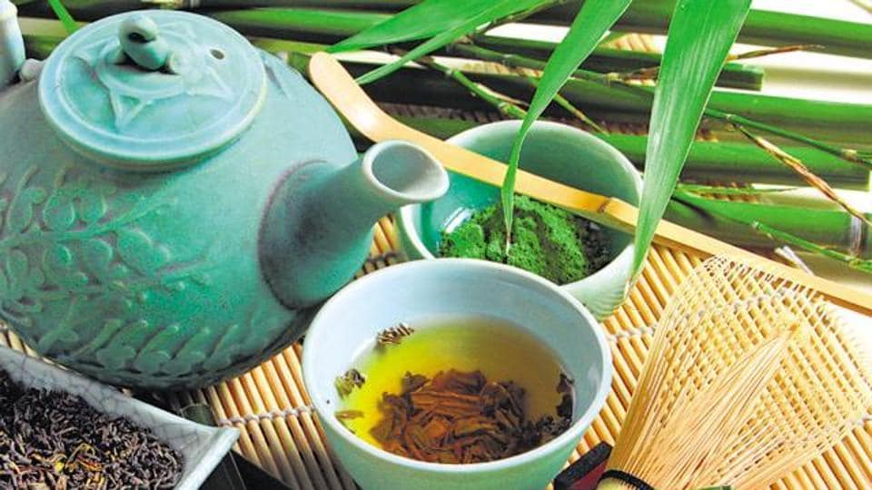 The wine will be prepared from organic tea.