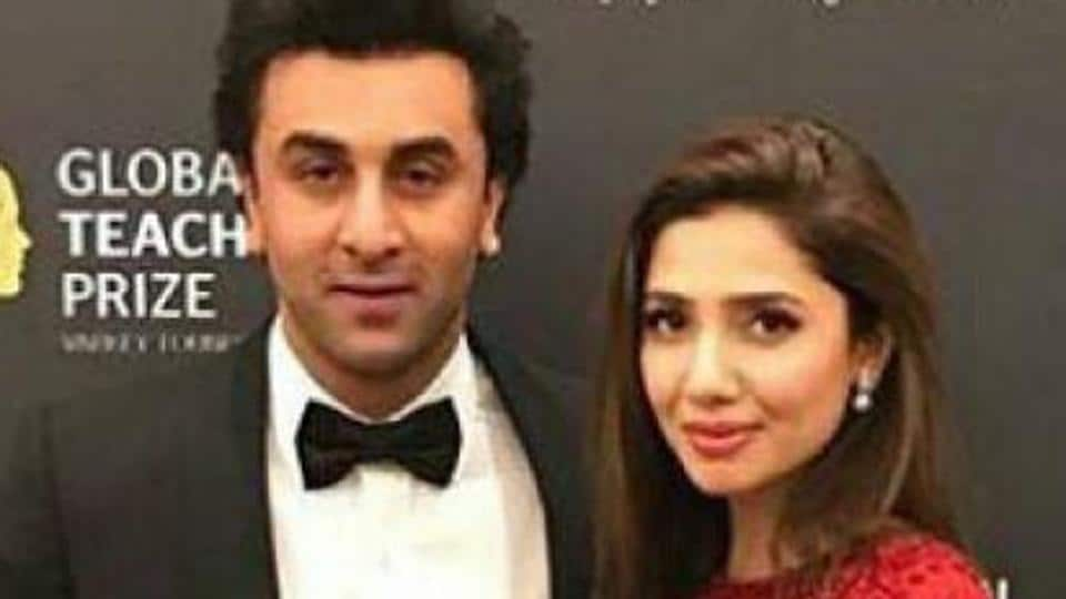 Actors Ranbir Kapoor and Mahira Khan were spotted chilling out together in a set of recent pictures that went viral.