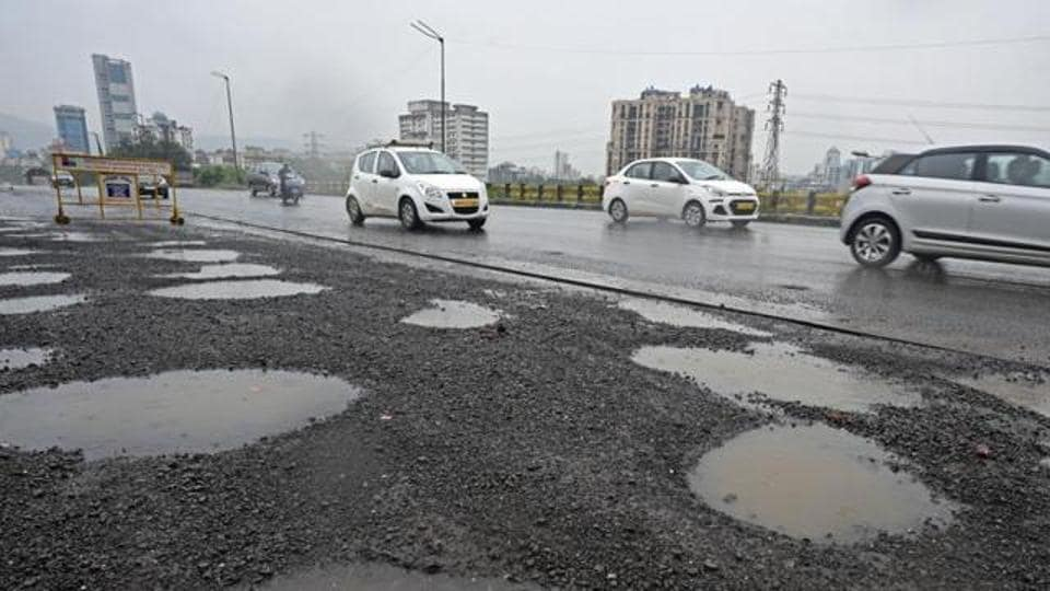 Maharashtra saw a seven-fold increase in deaths owing to potholes in 2015.