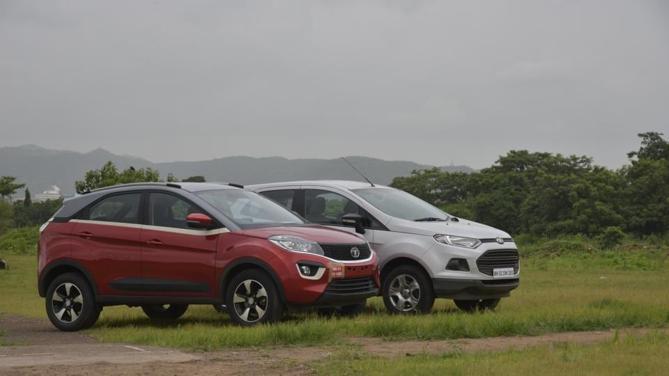 Image Result For Ford Ecosport Price In Kolkata