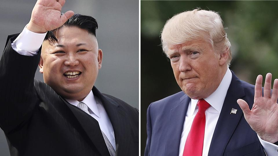 "North Korean leader Kim Jong Un accused the US President Donald Trump of ""mentally deranged behaviour""."