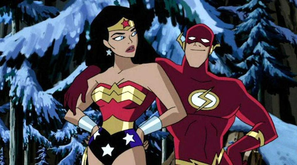 The Flash and Wonder Woman are in for some adventures together.
