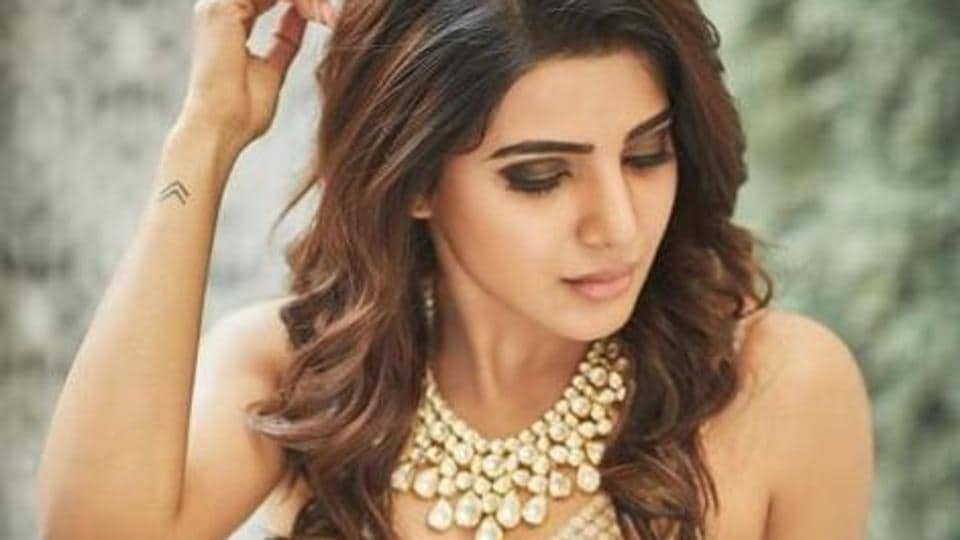 Is this how Samantha Ruth Prabhu will look on her wedding day?