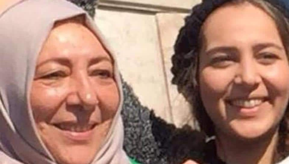 Aroubeh Barakat and her daughter Halla Barakat were found stabbed to death at their apartment in Istanbul.