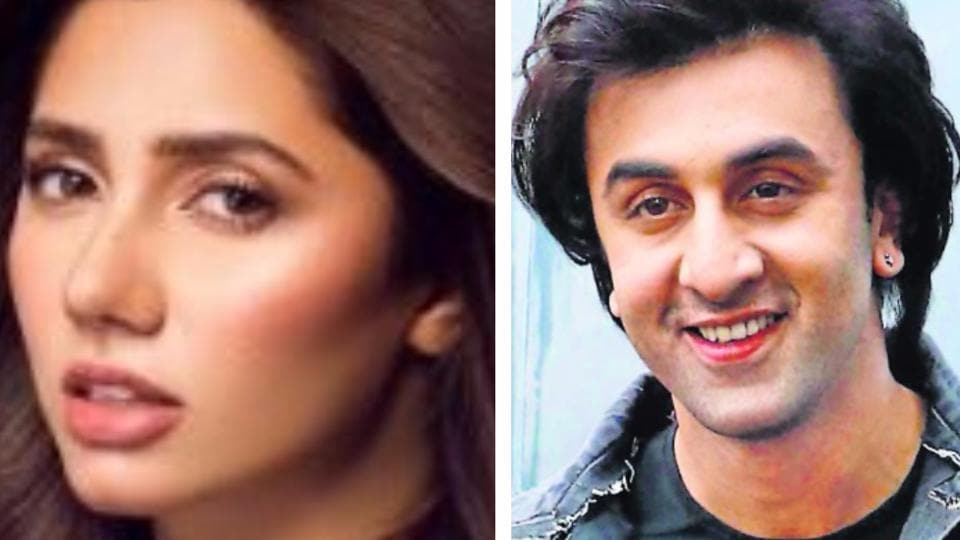 There have been rumours that Ranbir Kapoor and Mahira Khan have been dating each other.