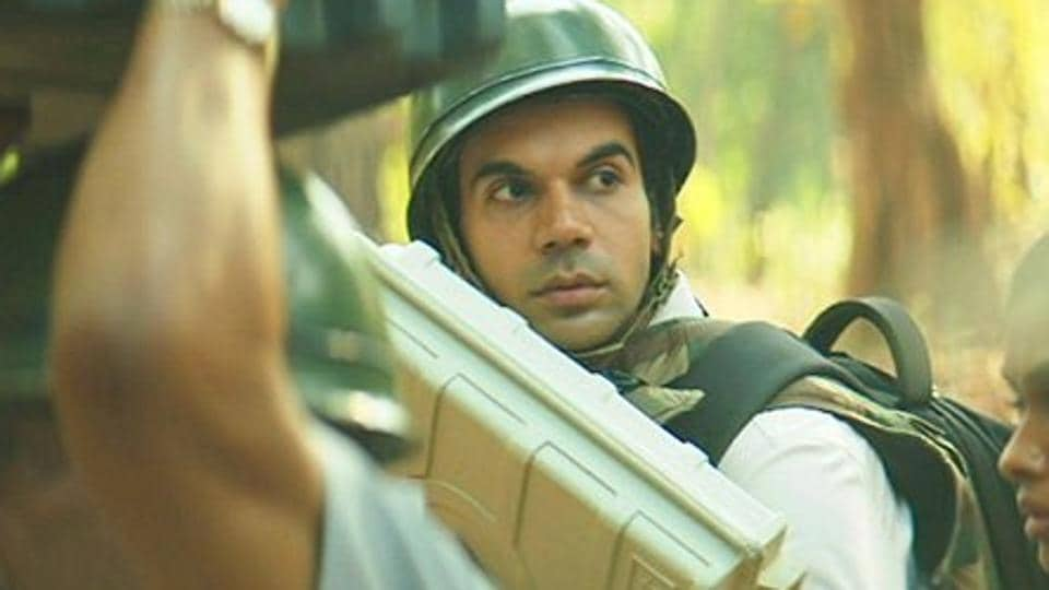 Rajkummar Rao plays a polling officer in Newton.