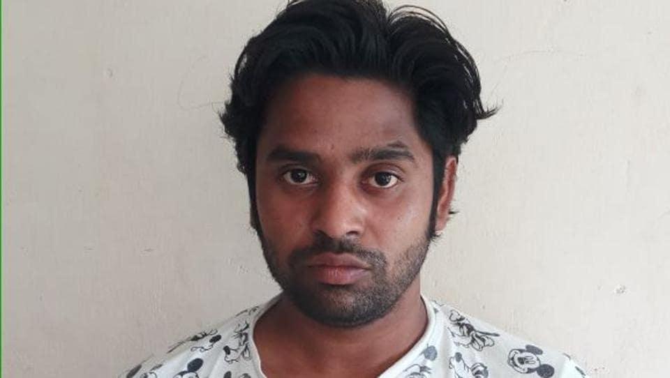Accused Tarun Kumar (22)