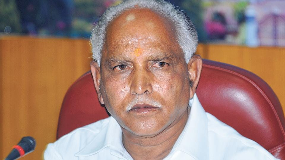 BS Yeddyurappa,BJP,Bharatiya Janata Party
