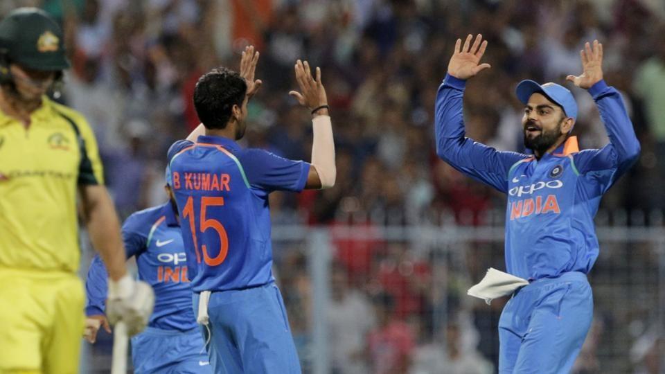 India vs Australia,IND vs AUS,Bhuvneshwar Kumar