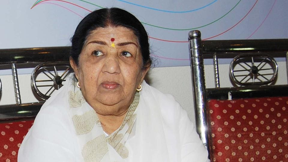 Singer Lata Mangeshkar says she is saddened by how low human nature has fallen.