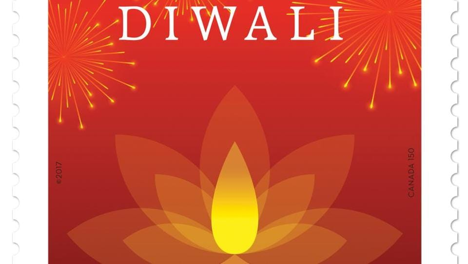 India Canada relations,Diwali stamps,Canada Post