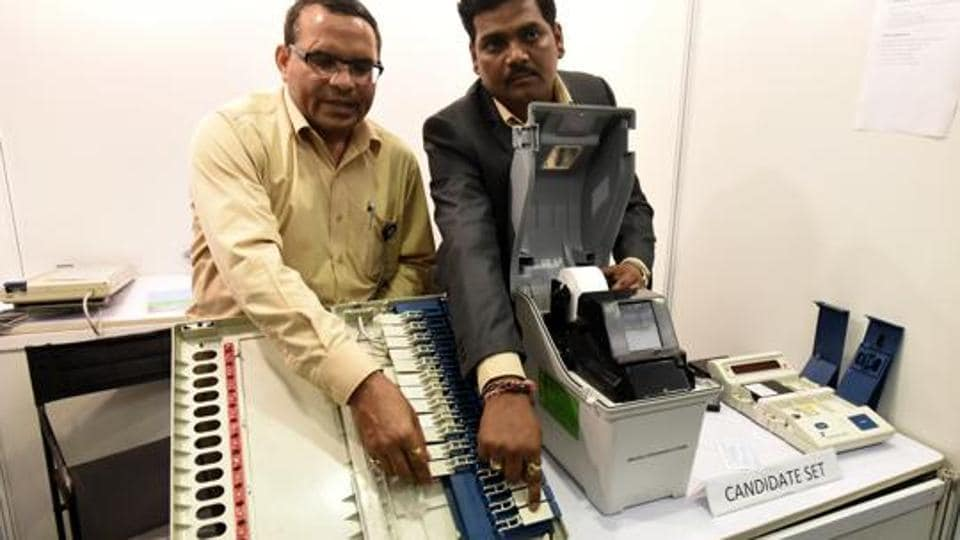 Congress,Election Commission,electronic voting machines