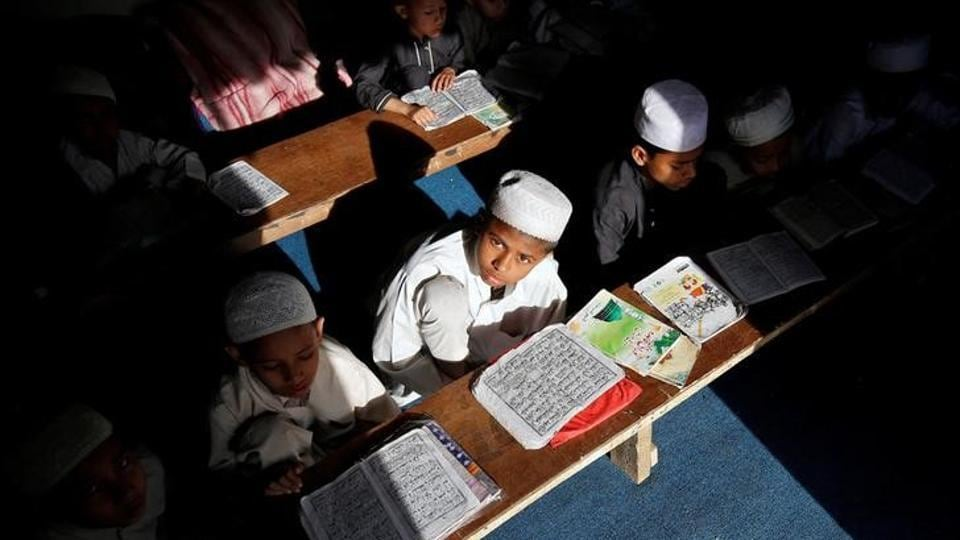 "Chief minister Shivraj Singh Chouhan said modern education should be imparted along with religious training at madrasas to ensure that its students turn into ""good human beings""."