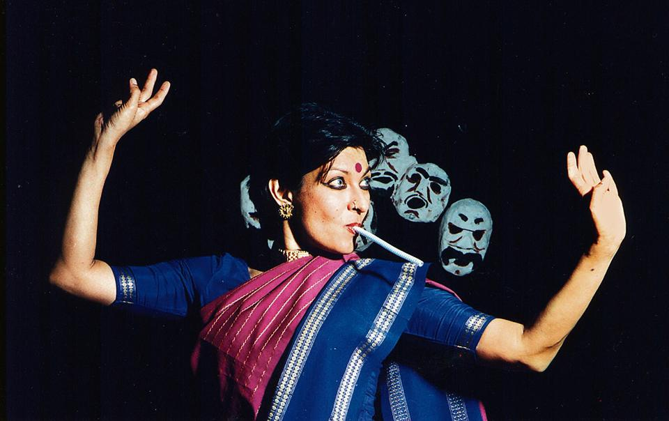 Inspirational women:Mallika Sarabhai toured with Sita's Daughters for 12 years and performed more that 650 shows.