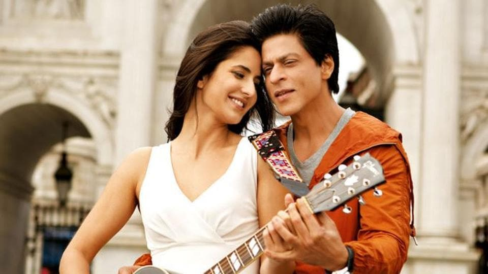 Katrina and Shah Rukh Khan were last seen together in Jab Tak Hai Jaan.