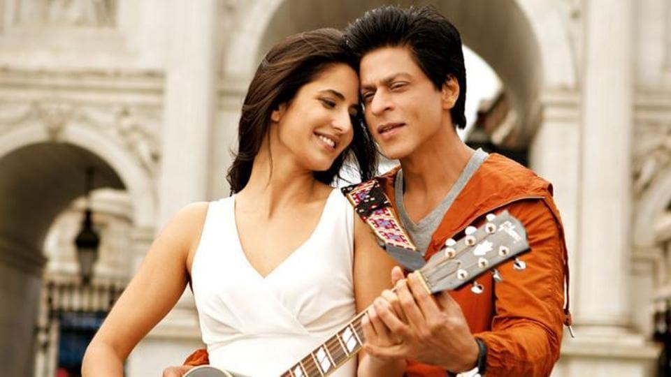 Katrina Kaif,Shah Rukh Khan,Aanand L Rai