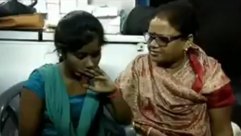 Woman BJP leader booked for slapping girl in UP