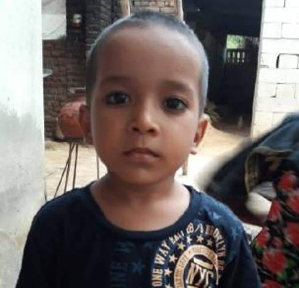 LKG student dies,four year old death,student crushed to death by school bus